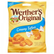 Werthers Original Traditional Toffees 15 x 135g