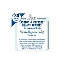 Ashton and Parsons Infants Powders 30 Sachets