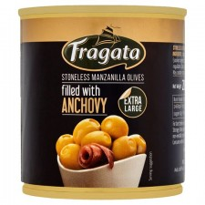 Fragata Olives Stuffed With Anchovy 200g