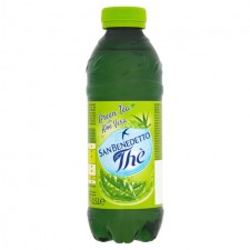 San Benedetto Iced Tea Green 500ml