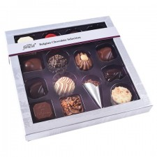 Tesco Finest Belgian Chocolate Selection 200G