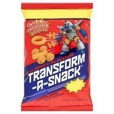 Golden Wonder Transform-A-Snack Spicy Flavour 24 x 30g