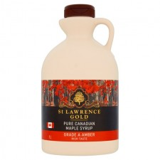 St Lawrence Gold Maple Syrup Amber 1L