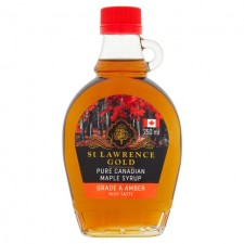 St Lawrence Gold Maple Syrup Amber 250ml