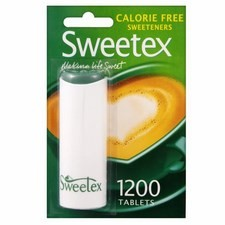 Sweetex Sweetener 1200 Tablets