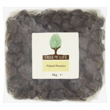 Tree of Life Pitted Prunes 1kg
