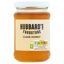Hubbards Foodstore Clear Honey 340g