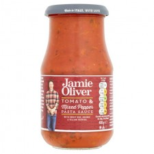Jamie Oliver Tomato and Mixed Pepper Pasta Sauce 400g