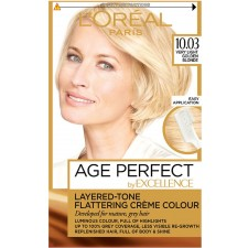 L'Oreal Age Perfect Very Light Golden Blonde 10.03