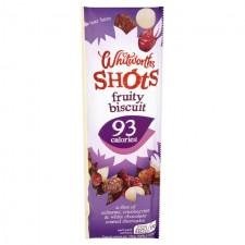 Whitworths Fruity Biscuit Shot 25g
