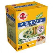 Pedigree Dentastix Fresh Small Dog 28 per pack