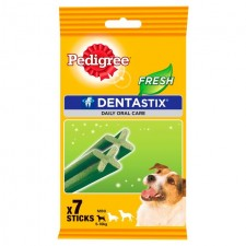 Pedigree Dentastix Fresh Small Dog 7 Pack