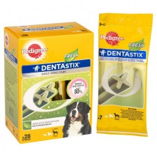 Pedigree Dentastix Fresh Large Dog 28 per pack
