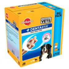 Pedigree Dentastix Large Dog 56 per pack