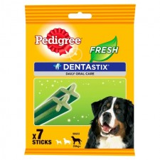 Pedigree Dentastix Fresh Large Dog 7 Pack