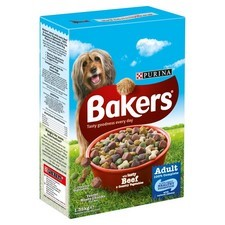 Bakers Complete Beef and Vegetables 1.35kg