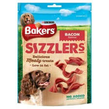 Bakers Sizzlers Bacon 120g