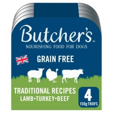Butchers Choice Succulent Meat 4 x 150g