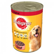 Pedigree Original in Loaf 400g Can