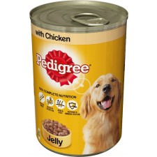 Pedigree Can Chicken in Jelly 385g