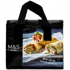 Marks and Spencer Small Antibacterial Biomaster Chill Shopping Bag