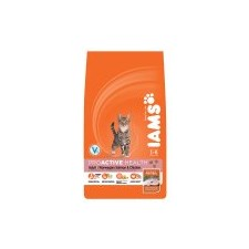 Iams Adult Cat Norwegian Salmon and Chicken 3kg