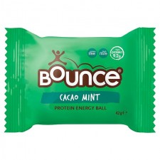 Bounce Cacao Mint Pro Energy Ball 42G
