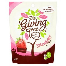 The Giving Tree Strawberry Crisps 18g