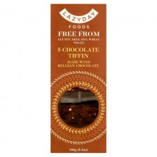 Lazy Day Belgian Dark Chocolate Tiffin 150g