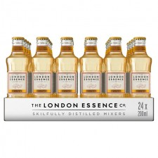 Retail Pack The London Essence Co. Ginger Ale 24 x 200ml