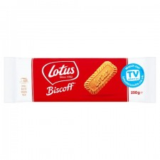 Lotus Biscoff Original Caramelised Biscuits 250g
