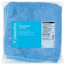 Clean Pro 5 Microfibre Cloths