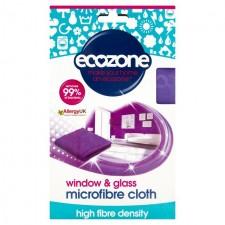 Ecozone Window and Glass Microfibre Cloth