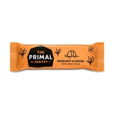 The Primal Pantry Hazelnut and Cocoa Paleo Energy Bar 45g