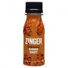 James White Organic Ginger Zinger Shot 70ml