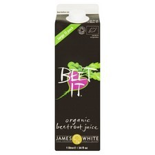 James White Beet It Organic Beetroot Juice 1L
