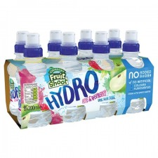 Robinsons Fruit Shoot Hydro No Added Sugar Apple and Raspberry 8 x 200ml