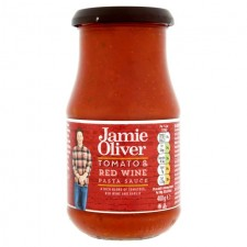 Jamie Oliver Tomato and Italian Red Wine Sauce for Bolognese 400g