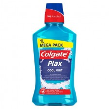Colgate Plax Coolmint Mouthwash 1L