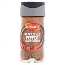 Schwartz Black and Red Pepper 45g