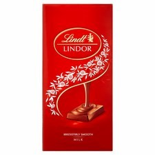 Retail Pack Lindt Lindor Assorted 8 x 200g