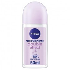 NIVEA Anti-Perspirant Deodorant Roll-On Double Effect 50ml
