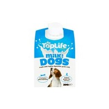 TopLife Goats Milk for Dogs 200ml