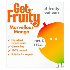 Get Fruity Marvellous Mango Bar 4 x 35g