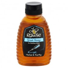 Rowse Greek Squeezy Honey 250g