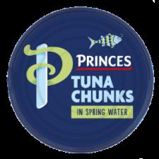 Princes Tuna Chunks In Spring Water 185g