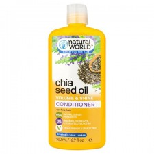 Natural World Chia Seed Conditioner 500Ml