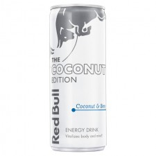 Red Bull The Coconut Edition Coconut and Berry 250ml