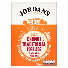 Jordans Chunky Traditional Porridge 750g