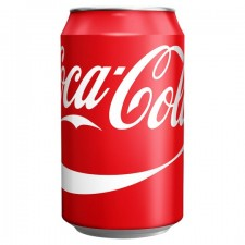 Coca Cola Regular 330ml Can